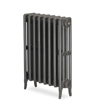 Victorian 4 cast iron radiators 660mm high