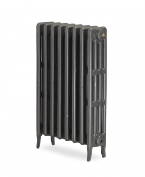 Victorian 4 cast iron radiators 760mm high