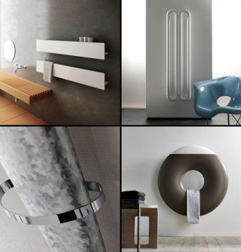 Antrax designer radiators