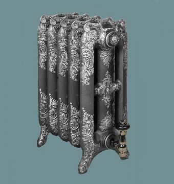 Bodleian ornate cast iron radiator 570