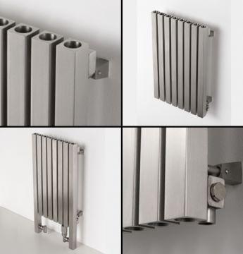 Brooklyn design radiator collage