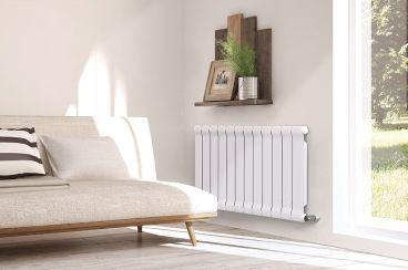 Decoral Slim aluminium radiators