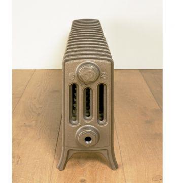 Etonian 357mm high radiator in Old Penny
