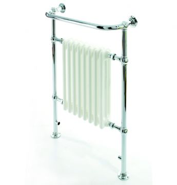 Bramham towel radiator in chrome