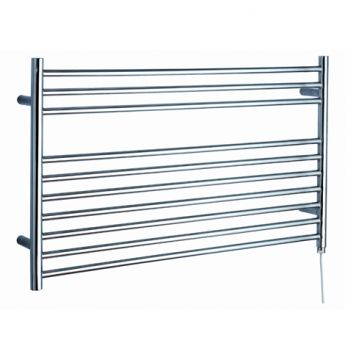 Longitube towel rail in an electric version