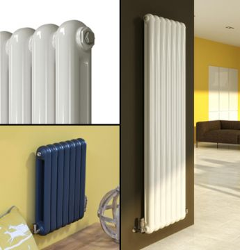 Pod radiator collage